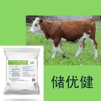 储优健 肉牛育肥专用益生菌制剂直销 混合型饲料添加剂批发