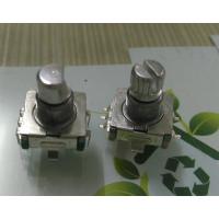 深圳厂家EC11S开关旋转编码器增量式 耐高温贴片式调光调速调音响专用