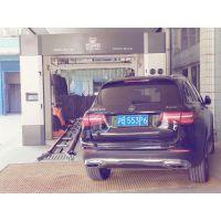 上海凯萨朗卓越的产品品质让您放心——隧道式7刷不锈钢60秒洗车