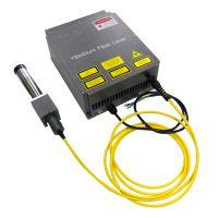 30W电磁开关传感器电阻零件激光刻字雕刻机不锈钢面板激光打标机