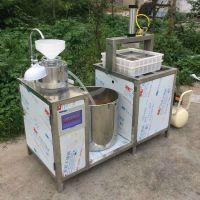 省时省力花生豆腐机 简单操作 瑞诚生产不锈钢优质豆腐制作设备