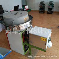 鼎信厂家直销50cm小型面粉石磨 多功能杂粮面粉机