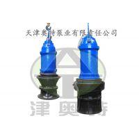 可长期浸入水中运行的不阻塞潜水轴流泵价格多少