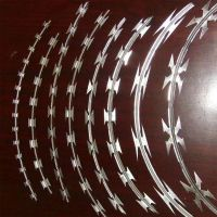 艾利高品质防护刀片刺绳刺丝网