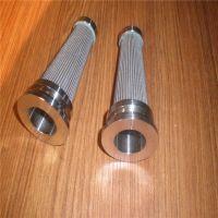 厂家【供应】工程机械设备燃油过滤不锈钢滤芯 液压挖掘机滤芯