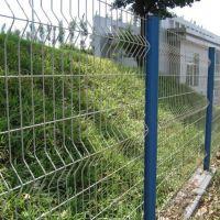 厂家供应1.2*3米桃型柱护栏 防抛网 机场围栏