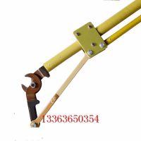 绝缘电缆剪 绝缘棘轮式电缆剪 棘轮切刀汇能