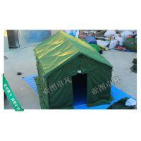 一居室防雨施工工地工程 帆布棉帐篷 救灾养殖防寒帐篷 厂家直销