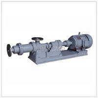 凯程I-1B 1寸 铸铁材质浓浆螺杆泵