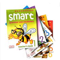 乐洋美语原版进口get smart Grammar 小学英语语法培训教材