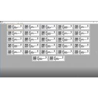 板式家具自动开料上下料软件,自动排料软件