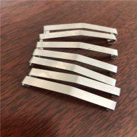 金聚进 专业生产铝挂件弹簧卡,铝合金挂件弹片 39 49MM 不锈钢幕墙配件