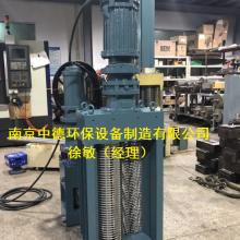 WFS卧式破碎机【(卧式)格栅破碎机】主要由驱动部件、主动轴、从动轴、铣刀、机械密封、壳体等构成。