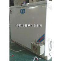 卧式防爆冰柜300升/化学品防爆冰柜