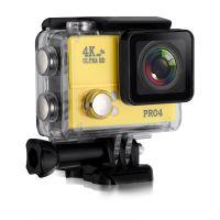 4K运动相机DV户外摄像机防水潜水运动摄像机PRO4 极清运动摄像机