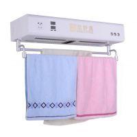 H650美家美户电动智能毛巾架毛巾机烘干机浴巾架浴室取暖置物架