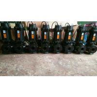 25WQ5-22-1.1不锈钢自吸排污泵