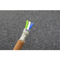 CC-LINK总线电缆CCNC-SB110H 3*0.5mm2 日本电线原装进口(20AWG)