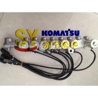 济宁松宇工程机械专业出售小松挖机配件电磁阀组总成 现货供应