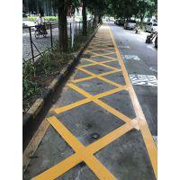 深圳路面人行线画线 篮球跑道划线 小区停车位标准标线设计