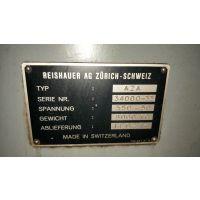 瑞士AZA蜗杆砂轮磨齿机型号AZA