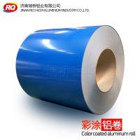 瑞桥供应彩色铝板材 部分规格有现货 可压瓦