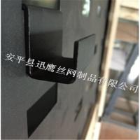 瓷砖展架 陶瓷挂钩展板 挂瓷砖冲孔板 淄博市800 600瓷砖方孔板