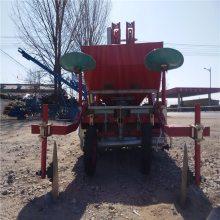 拖拉机带动的谷子精播机 销售量的好的播种机润众