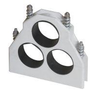玻璃钢电缆抱箍 SMC模压制品电线电缆固定夹 专业定制SMC模压产品