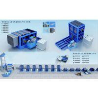创新水泥纤维板设备生产流程