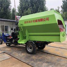 江西省养殖专用电动撒料车 润众牌自驾式撒料车