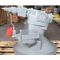 A8VO120轴向柱塞变量双泵旋挖钻机A8VO200液压柱塞泵