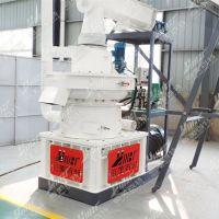 山东生物质燃料颗粒机各种型号 木屑颗粒机价格 可免费试机