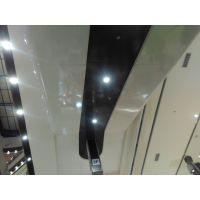厂家直销 造型檐口木纹铝单板 单板氟碳漆天花