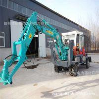 现货出售 液压 挖机挖坑机液压 挖机钻孔机