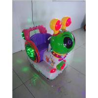 小型电玩摇摆机多少台起批 娃娃机投币摇摇车 上下晃动的摇摆机哪里订购