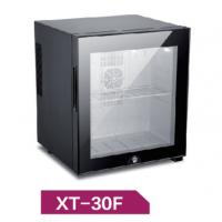 供应煊霆冰箱XT-30F 酒店客房玻璃门冰箱