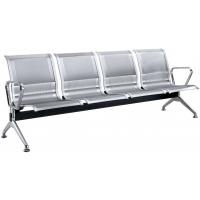 银行营业长条铁椅*三人四人座位机场椅*车站等候排椅