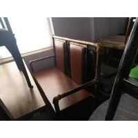 北欧咖啡厅沙发休闲西餐厅卡座沙发甜品奶茶店洽谈卡座桌椅组合