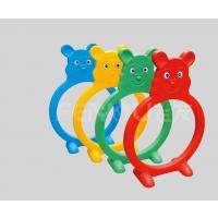 塑料玩具系列熊猫游戏钻洞FY17-21012 飞友游乐