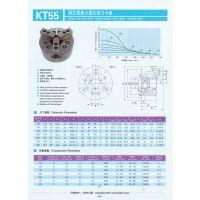 动力卡盘报价 环球众环钢体日标中空动力卡盘报价(KT55 250C)