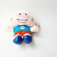 猪猪布艺填充毛绒玩具厂家直销来图打样设计 OEM代加工外贸定制