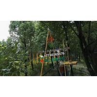 定制室内大型儿童拓展探险设备 淘气堡闯关乐园 儿童探险拓展项目