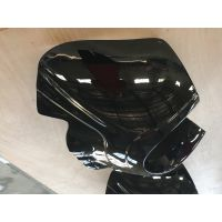 玻璃钢摩托车挡风罩改装定制淘宝销量