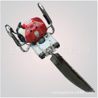 创宇牌QNW50挖树机、苗木断根移树机、移栽挖苗机、断根锯齿锹
