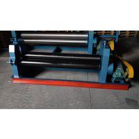 厂家现货销售w11-6x1600下辊简易移动卷板机薄板卷圆机
