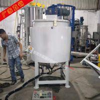 定制不锈钢树脂加热搅拌桶 密封搅拌罐供应商工厂 可带加热、变频调速等