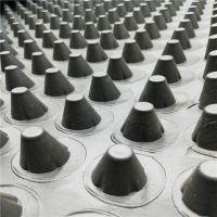 连云港批发 凹凸型园林绿化蓄排水板屋顶种植H2.0cm塑料排水板价格·······