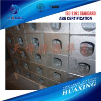 放舱角件,集装箱角件,箱角,ISO标准集装箱角件ABS认证