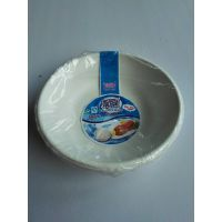 供应广西南宁纸浆餐盘一次性食品纸浆盘烧烤一次性用品批发